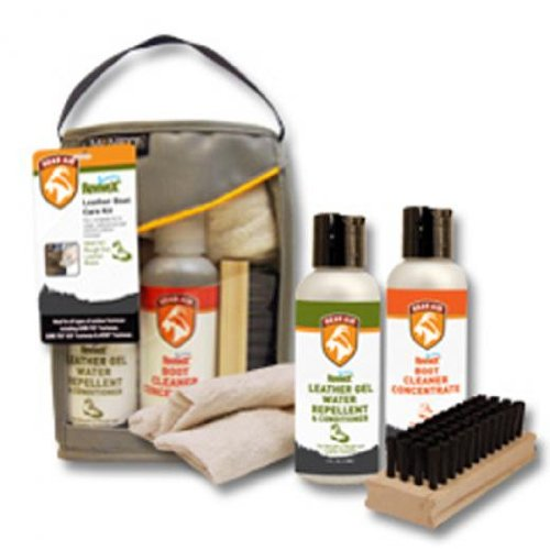 Gear Aid Revivex Leather Boot Care Kit front-810412