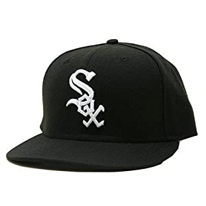 Chicago Whitesox Game Performance New Era Official On-Field Fitted Cap 7