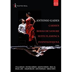 Spanish Dance - Antonio Gades