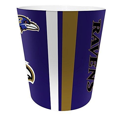 Ravens Wastebasket, Baltimore Ravens Wastebasket, Ravens ...