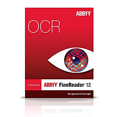 ABBYY FineReader 12 Pro for PC [Download]