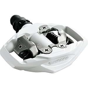 SHIMANO SPD Pedal PD-M530 blanc 2015
