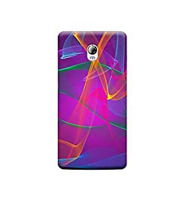 Ebby Premium Printed Back Case Cover With Full protection For Lenovo Vibe P1 (Designer Case)