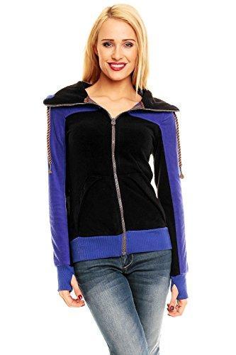 Sublevel Damen Jacke Sweatshirt