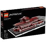 Lego Architecture - 21010 - Jeu de Construction - Robie House