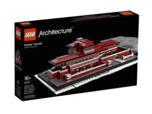 Lego Architecture - 21010 - Jeu de Construction - Robie House