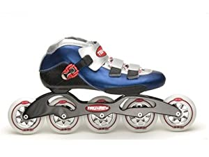 Trurev 5 Wheel Inline Skates 5-90- Adult Size 10 /10.5 -A Great Skate for Ski Crosstraining ON SALE NOW was $795.00