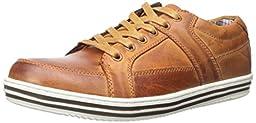 Steve Madden Men\'s Regent A Fashion Sneaker, Tan, 9 M US