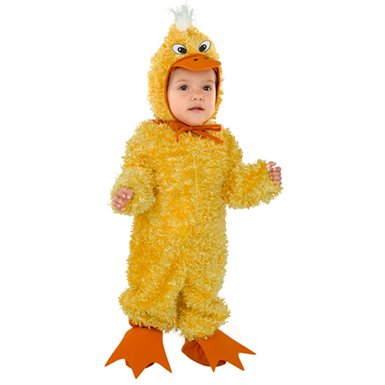 Charades Elite Costume - Little Ducky-6-18 Months front-843156