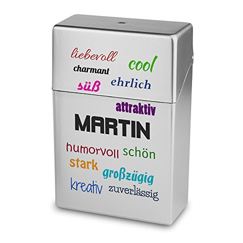 zigarettenbox-mit-namen-martin-personalisierte-hulle-mit-design-positive-eigenschaften-zigarettenetu
