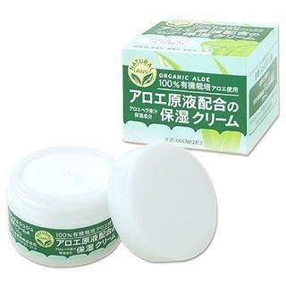 Juju Cosmetics Natural Juju Moisturizing Cream Organic Aloe 50g