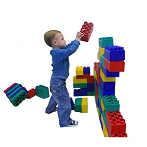 Kids Adventure Learner Jumbo Building Block Set 48 Pc By Kids Adventure Toys & Games Kids Love These Building Block Sets They Can Create and Learn At the Same Time