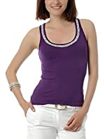MISS CAT Top (Morado)