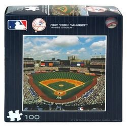 MLB- Yankees 100 pc Puzzle - 1