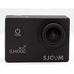 SJCAM WIFI SJ4000 Black Action Sport Cam Camera Waterproof Full HD 1080p 720p Video Helmetcam