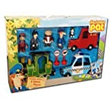 Postman Pat Friction Vehicle Playset by Born To Play