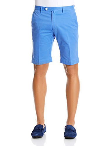 Hackett London Chino Shorts-Pantaloni corti Uomo    blu scuro 35