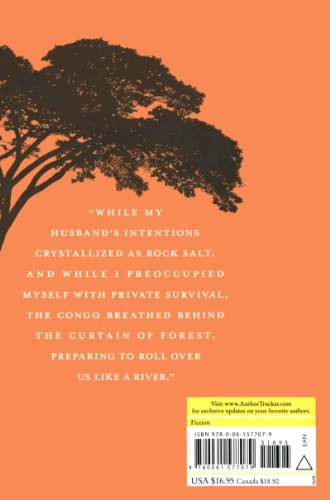 essays over the poisonwood bible In the poisonwood bible, oleanna price and her family move to the congo as missionaries nathan, the patriarch, rejects the native customs and repeatedly offends the congolese his wife and .