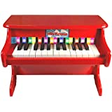 Little Virtuoso 25 Key Toy Piano Red
