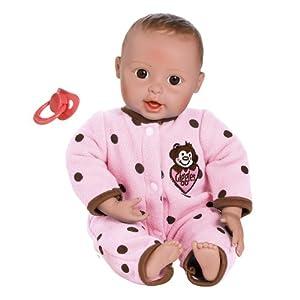 Amazon Com Adora 14 5 Quot Giggle Time Baby Girl Light Skin