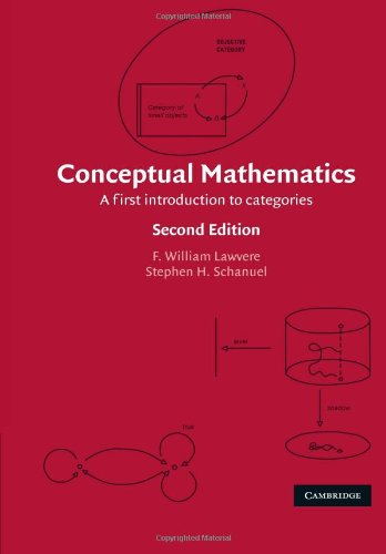 Conceptual Mathematics: A First Introduction to Categories: F. William Lawvere, Stephen H. Schanuel: 9780521719162: Amazon.com: Books