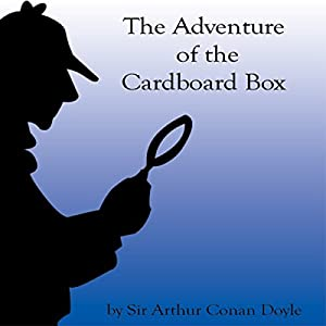 The Adventure of the Cardboard Box Audiobook