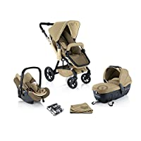 Concord Wanderer Travel Set (Honey Beige) by Concord