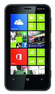 Nokia Lumia 620 (Black)