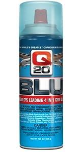 Q20 BLU Gun Oil 1 Gallon