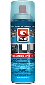 Q20 BLU Gun Oil 1 Gallon