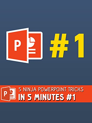 5 Ninja PowerPoint Tricks in 5 Minutes #1