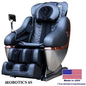 Luraco iRobotics i6S - The Ultimate Medical Robotic Massage Chair