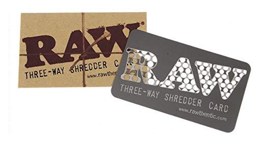 Raw Threads Raw Grinder Card (Tamaño: Raw Grinder Card)