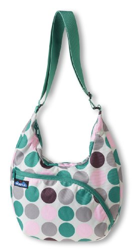 KAVU Women's Singapore Satchel, Sweet Dots, One Size