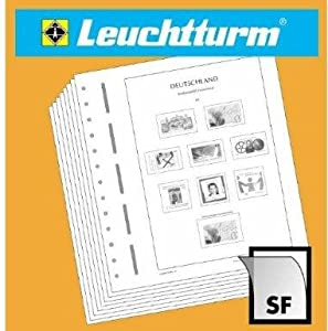Lighthouse SF USA Stamp Album Pages Supplement With Mounts Hingeless