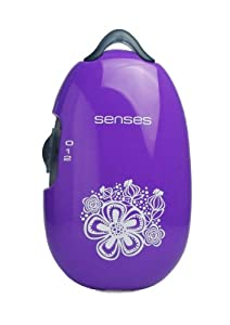 Senses Rechargeable Portable Handheld Easy to Use Electric Hand Warmer (Purple &... by Senses