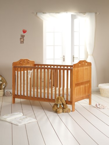 Obaby Lisa Cot Bed (Country Pine)