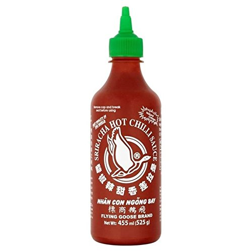 Fliegende Gans Sriracha Hot Chili-Sauce 455Ml