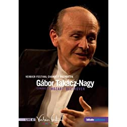 Verbier Festival 2012: Gabor Takacz-Nagy conducts Mozart and Beethoven