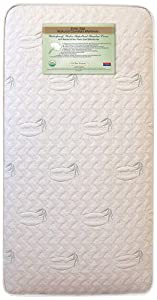 Triple Zone Eco and Memory Foam Mattress with Bamboo Viscose  Cover, Beige