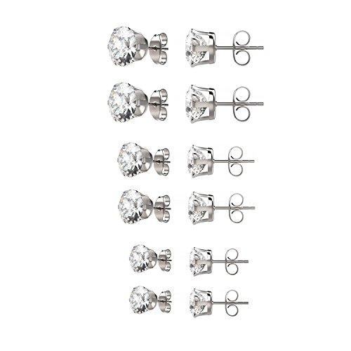 besjewel-6-pairs-diamond-stud-earrings-for-women-316l-surgical-stainless-steel-earrings-3mm-5mm