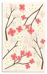 Martha Stewart Crafts Stickers Dogwood Branches Pink