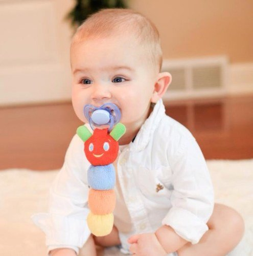 Plush Toy Pacifier front-166099
