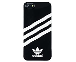 Adidas Hard Case for Apple iPhone 5/5S - Black/White