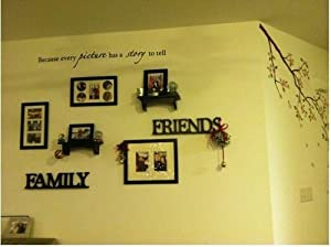 DIY Removable Laundry Room Quote Decal Art Vinyl Wall Sticker Paper Lettering from Click Down