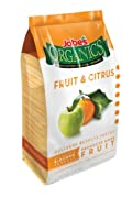 Jobe's 09226 Organic Fruit & Citrus Granular Fertilizer 4-Pound Bag