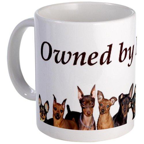 Miniature Pinscher Mug By Cafepress