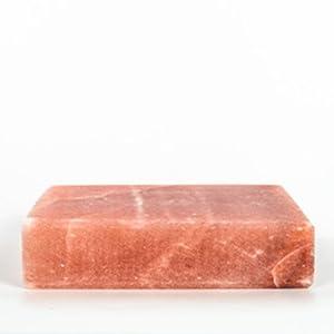 "Himalayan Salt Block - 9x9x2"" Cookware Grade Salt Plate"