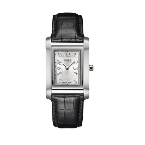 Fendi Loop Medium Square Ladies Quartz Watch - F771361
