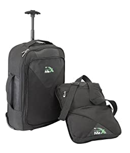 Cabin Max Oslo - Flight Approved Wheeled Hand Luggage With Removable Front Bag